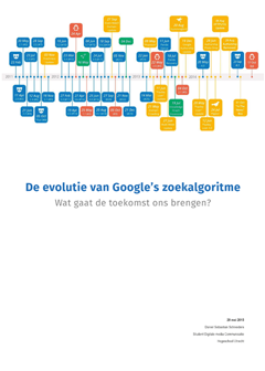 Dutch Whitepaper - Google Search Algorithm